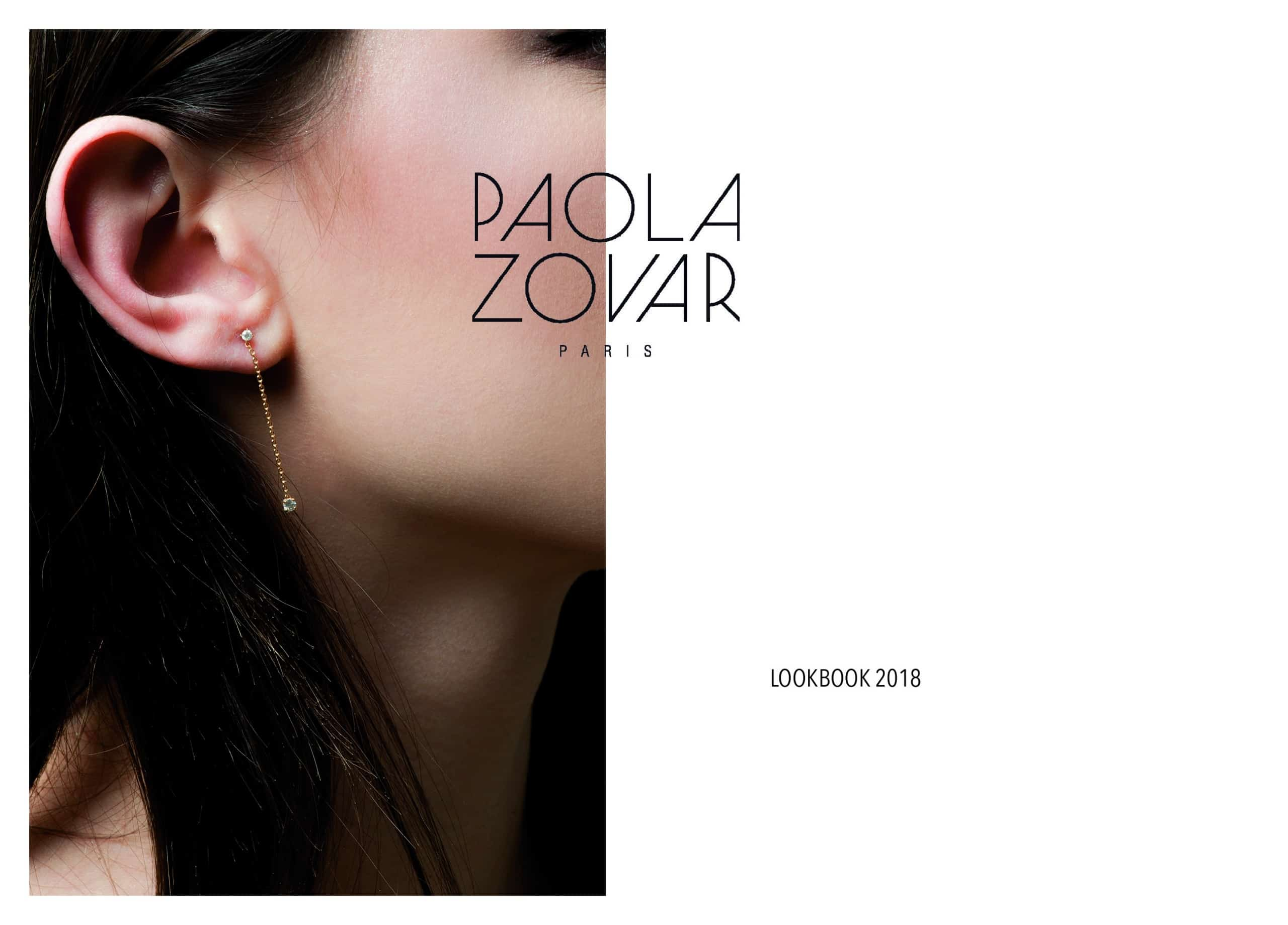 Lookbook collection Paola Zovar
